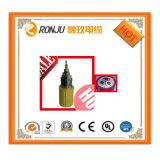 450/750V 3 cabo de controle isolado PVC flexível da bainha do PVC do núcleo 2.5mm/fio elétrico