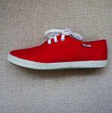 Mode et chaussures vulcanisées populaires de Ruuber