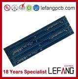 6layers 파란 땜납 가면 OSP 회로판 PCB