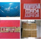 Legno/prezzo di plastica/acrilico della macchina della taglierina del laser