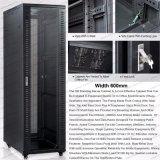 Шкафы сервера приложения шкафа металла ширины 600/800mm GB 37u-47u стоящие