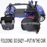 Fabrik-Preis-elektrischer Vierradroller-Mobilitäts-Roller für Erwachsenen