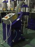 Trémie triphasé pour chargeur de particules de plastique et de la poudre