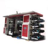 Machine van de Druk van de Zak van de Plastic Film van het Broodje van het document Flexographic voor Kleur 8