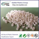 Il polipropilene pp composti ha trasportato il colore bianco Masterbatch della resina