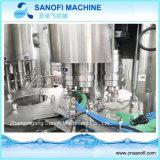Lacre de relleno que se lava 3 en 1 máquina del agua de la bebida de Monoblock para la botella del animal doméstico