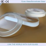 Vidrio vidrio/Duran-50 del vidrio/Terex del vidrio de Pyrex/Hysil
