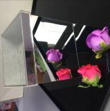Коробка цветка Eco-Friendly зеркала Rose коробки 9 цветка Acrylci акриловая