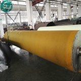 より乾燥したセクションのペーパー作成機械ゴム製ロール