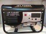 2500W de potencia portátil 2.5kVA 2.5kw Generador Gasolina