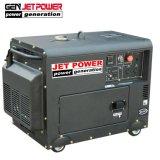 ホーム使用のための発電機8kVA 8kwの携帯用無声ディーゼル発電機