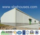 전문가에 의하여 설계되는 Prefabricated 강철 구조물 창고