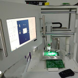 Robot de distribution de première de qualité de banc colle de processus de commande numérique par ordinateur