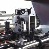 Высокая скорость автоматического папка картонная коробка Gluer и сшивателя