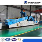 Fresatrice industriale con la funzione di lavaggio e di pulitura