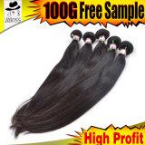 Kbl отсутствие линяя малайзийских продуктов прямых волос