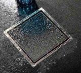 Scolo di pavimento dell'interno dell'acquazzone del bagno del quadrato SUS304 di molteplici usi
