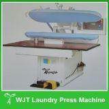 장비, 직업적인 다림질 기계, 의복 세탁물 압박 기계를 다림질하는 옷