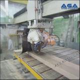 Het graniet/de Marmeren Zaag van de Brug met Blad roteert 90 Graad (HQ600D)