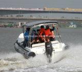 الصين [ليا] [6.6م] عسكريّة ضلع زوارق قوّة بحريّة ضلع زورق