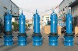 Vertical- Axial (mixte) -La pompe de débit
