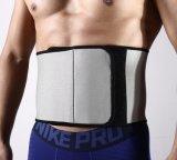 Mais densamente 3 produtos lombares da proteção do esporte do protetor da ventilação da ocupa do Weightlifting da aptidão dos esportes ajustáveis mágicos da fita vendem por atacado