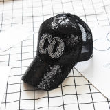 Promoção personalizados de alta qualidade com chapéu de beisebol de lazer com logotipo de Diamante