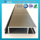 Profil en aluminium pour le marché du Libéria avec le certificat de GV Bivac d'OIN