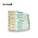 ケニヤのベールの使い捨て可能で安い価格の赤ん坊のおむつのためのSoftcareの赤ん坊のおむつ