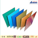Compuesto Panels/PVDF ACP del aluminio de PVDF/de aluminio