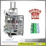 De automatische Multi-Line Duidelijke Machine van de Verpakking van de Zak van de Zak van het Sachet van het Gel van de Shampoo van het Haar