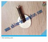 Piezas de aluminio profesional de encargo de la embutición profunda del acero inoxidable del OEM