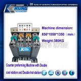 De dubbele HoofdSchoen die van de Machine van de Hoge Frequentie Machine 5kw maken