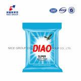 poudre superbe de blanchisserie de parfum plaisant normal de marque de 3kg Diao (Non-phosphore)