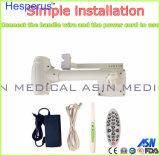 Endoscópio dental do monitor do LCD de 17 polegadas (USB/avoirdupois/tevê/HDMI/VGA) + Construir-Quarto que raspa + câmera Intraoral + Hesperus de controle remoto
