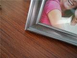 Dossier de table en aluminium de couleur bleue Cadre photo avec prix d'usine