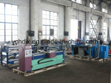 This Certificated Strip Cutting and Rolling Manufacturing Machine & Fabric Splitting Machine