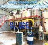 Máquina de la refinería de petróleo del cáñamo de los gérmenes de calabaza de las nueces