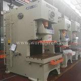160 o Ce da tonelada Jh21 aprovou a máquina da imprensa do aparelho electrodoméstico de metal de folha do tipo do mundo