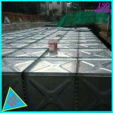 Nuovo tipo serbatoio d'acciaio sotterraneo cubico dell'acqua di Bdf
