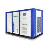 Compresseur d'air lubrifié silencieux de qualité pour usage dans l'industrie