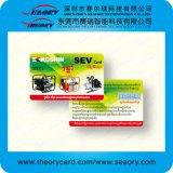 Papel personalizado jogando cartas/Poker/plástico/PVC/Tarot/Cartões de jogos