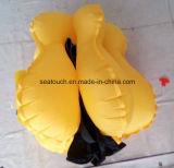 Tissu gonflable automatique du vérin à gaz pour gilet de sauvetage
