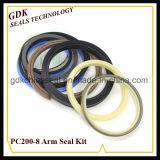 Высокое качество комплект уплотнений цилиндра рукояти (PC200-8)
