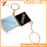 Catena chiave /Keyring/Keyholder (YB-HD-191) di promozione del metallo su ordinazione del regalo