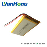batterie rechargeable de polymère de lithium de 1162103pl 3.7V 10000mAh pour l'ordinateur portatif Nootbook de tablette PC de garniture de côté de pouvoir