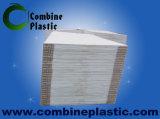 Anunciando a folha da espuma do PVC dos materiais da placa