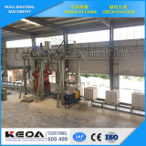 使用されるAACのブロック機械|AACの煉瓦機械装置