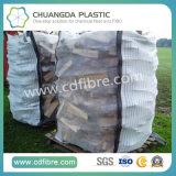 Tecidos de PP lenha Recipiente Jumbo Saco FIBC a granel
