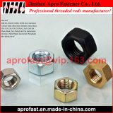Dispositif de fixation galvanisé de noix de bride d'hexa DIN 6923